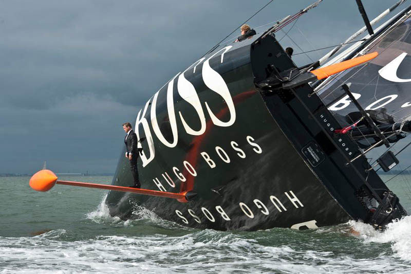 Fotografia Alex Thomson Racing