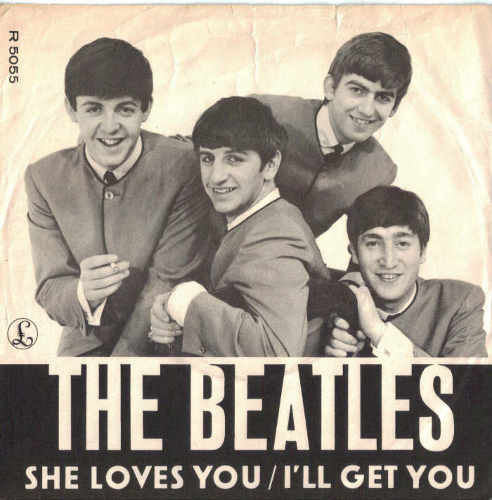 She loves you - I'll get you