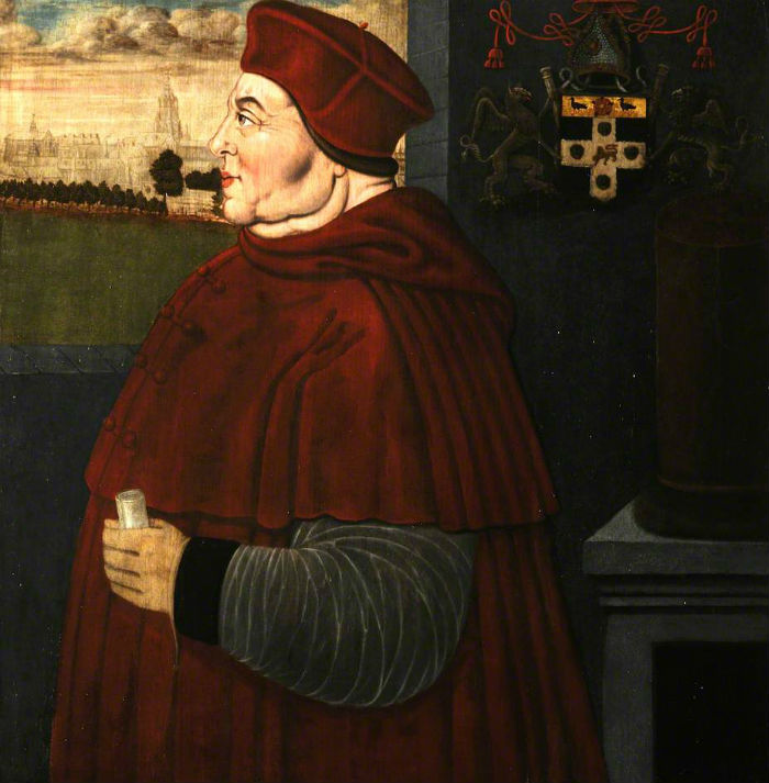 thomas wolsey A biography of the life and career of thomas, cardinal wolsey, chief aide to henry viii of england.