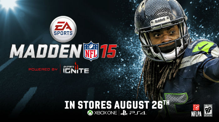 Madden NFL15
