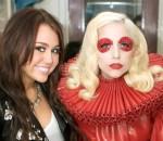 Lady Gaga e Miley Cyrus