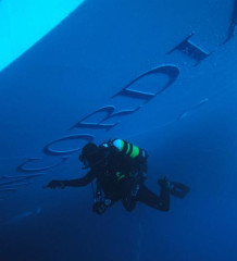 Concordia resti umani