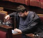 Mario Adinolfi Terra dei Fuochi