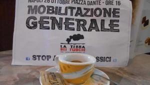 Terra dei fuochi contro TG-R Campania
