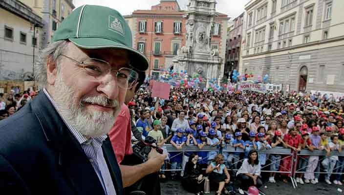 Muore Marcello D'Orta
