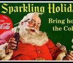 Babbo Natale e Coca Cola
