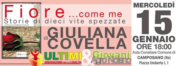 Incontro con Giuliana Covella