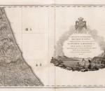Cartografia Regno di Napoli Rizzi.Zannoni