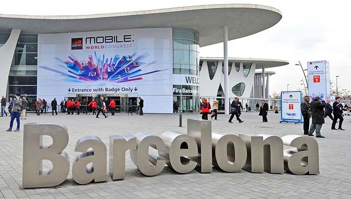 Mobile World Congress Barcelona 2014