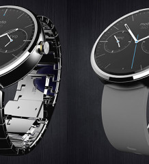 Android Wear Google e Motorola