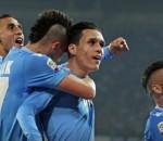 Il Napoli batte la Juventus