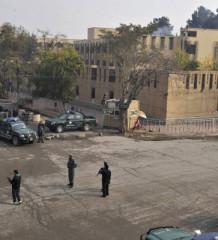 Attentato Hotel Serena Kabul Afghanistan