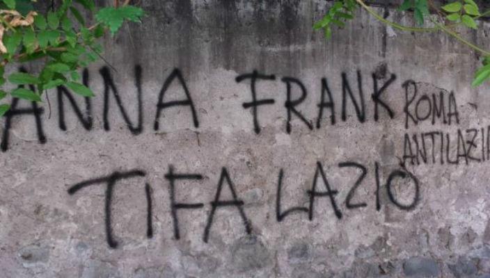 Vergogna stadi. Antisemitismo a Roma