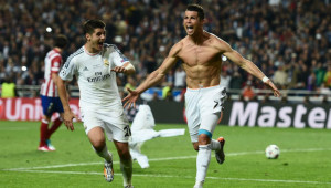 Cristiano Ronaldo abbraccio Hugo
