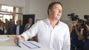 Europee 2014 Renzi PD