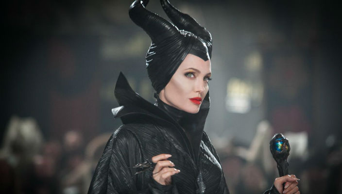 Malefica Angelina Jolie