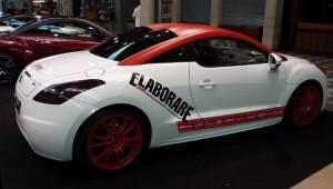 Peugeot RCZ a My Special Car Show