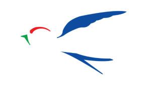 Logo Rondine Semestre Presidenza Italiana