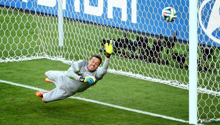 Brasile-Colombia Quarti di finale
