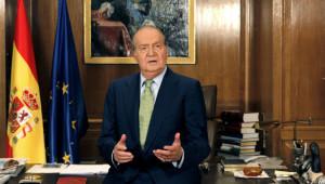 Re Juan Carlos abdica