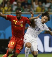 Argenti Belgio quarti di finale