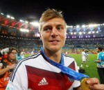 Toni Kroos al Real Madrid