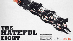 The Hateful Eight teaser trailer