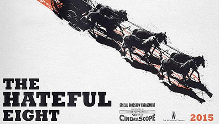 The Hateful Eight teaser trailer