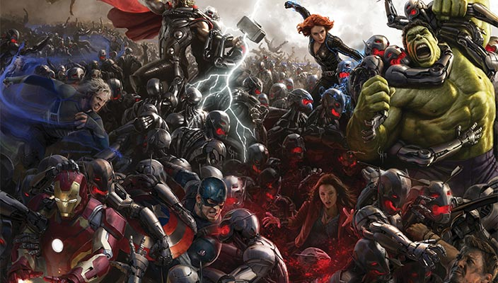 Avengers: Age of Ultron, il teaser trailer italiano