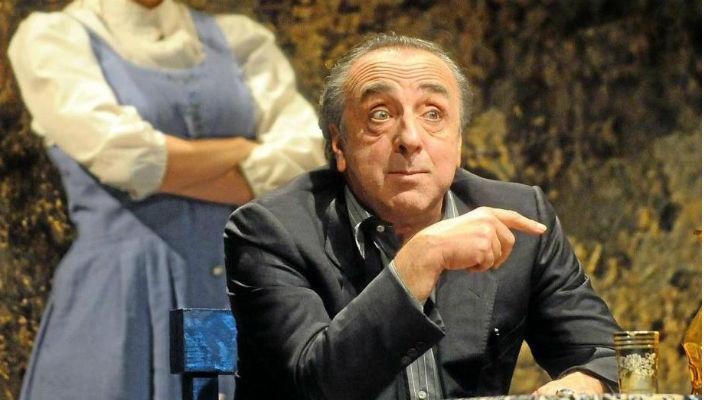 Il Mercante di Venezia Teatro Bellini Napoli