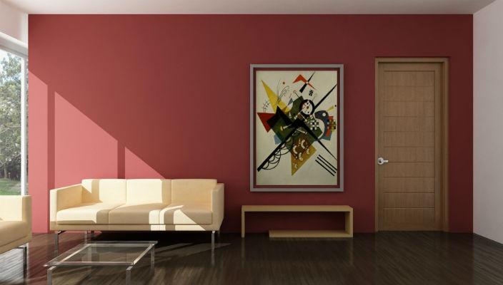 8 modi originali per arredare le tue pareti di casa for Arredare le pareti