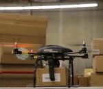Spedizione effettuata tramite droni