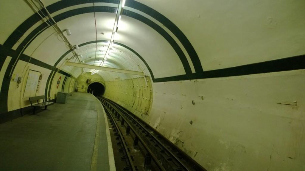 Stazione fantasma Aldwich