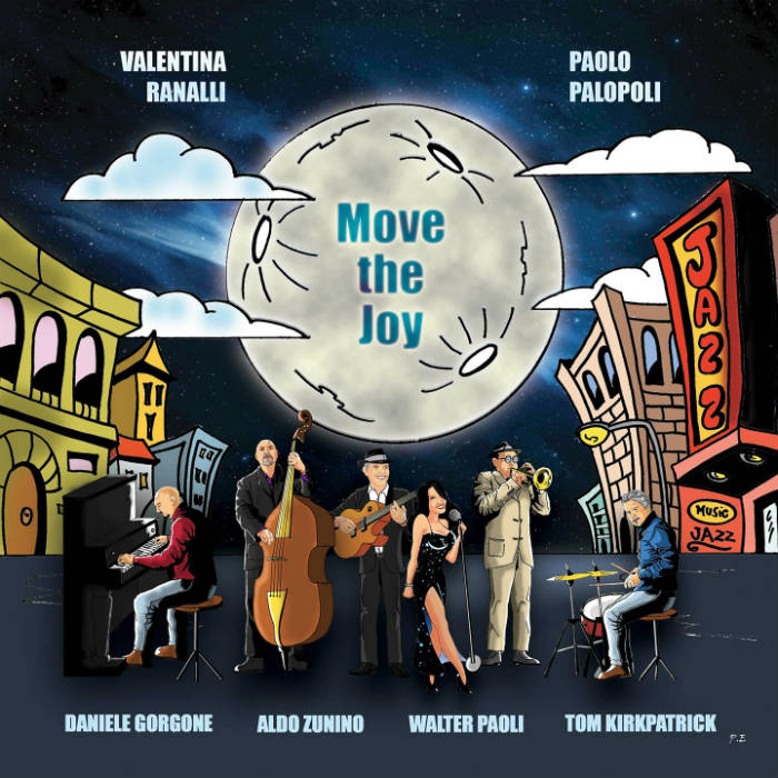 move the joy