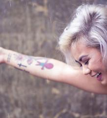 I tatuaggi più copiati delle star