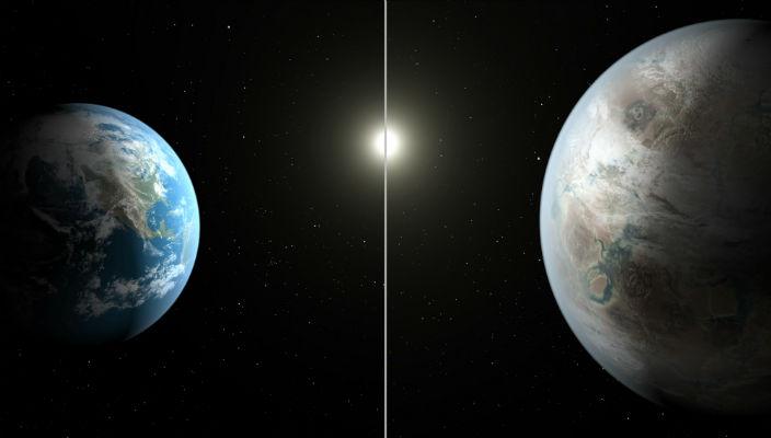 Kepler 452B scoperta una nuova terra