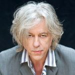 Bob Geldof, press session