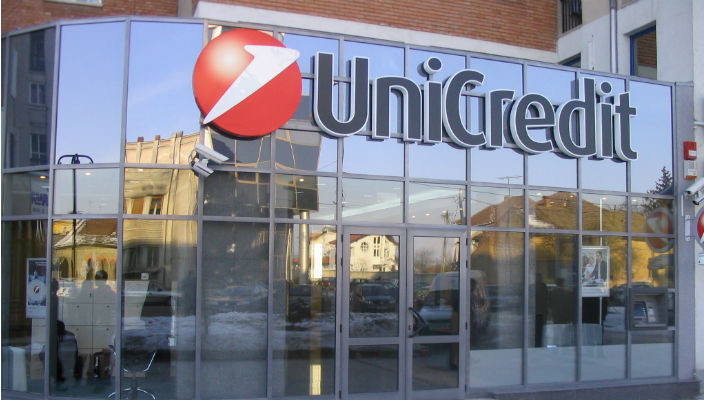 Opportunità di lavoro in Unicredit