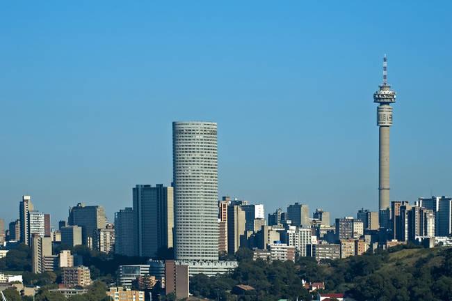 1. Johannesburg, Sud Africa - Thinkstock.com