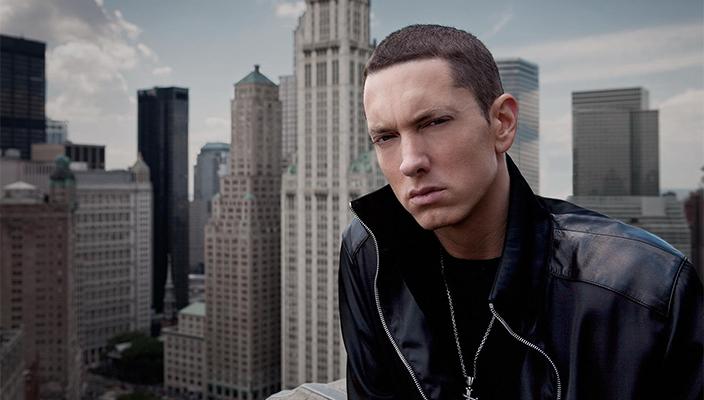 Eminem, hip hop e rap