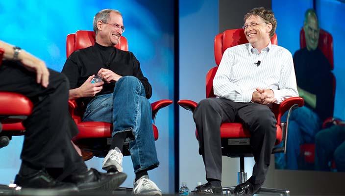 Apple e Microsoft ipotesi fusione
