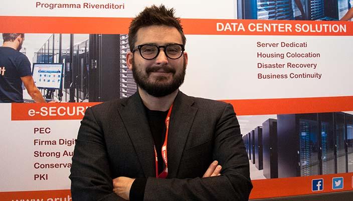Intervista Aruba Smau Napoli 2013