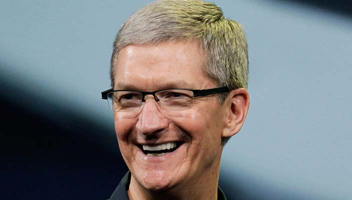 Tim Cook smentisce i rumors su iPhone 6
