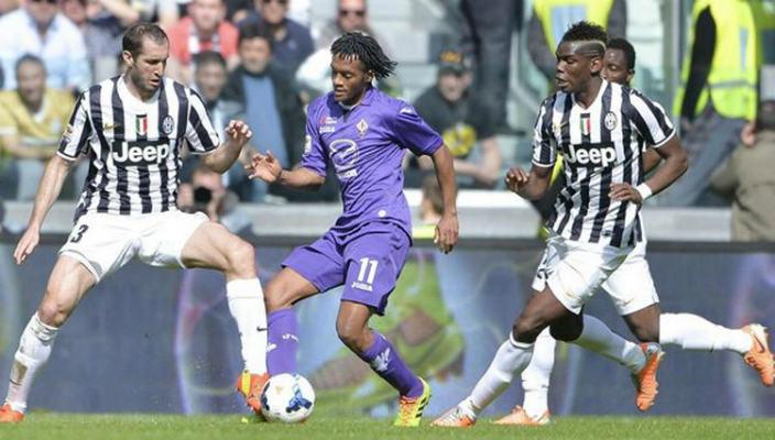 Juventus - Fiorentina Rivalità