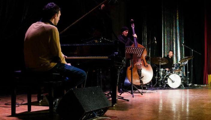 Jazz in Campania Radio CRC Francesco Villani