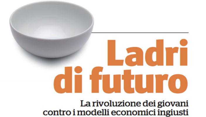 Presentazione libro Ladri di Futuro di Luciano Monti