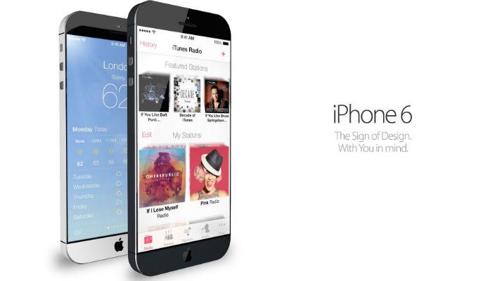 Rumors iPhone 6