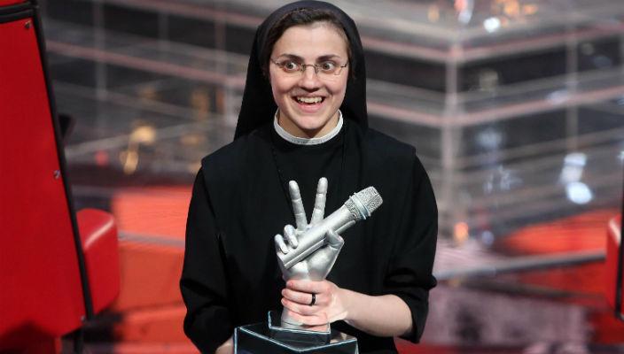 Chi è Suor Cristina The Voice Of Italy