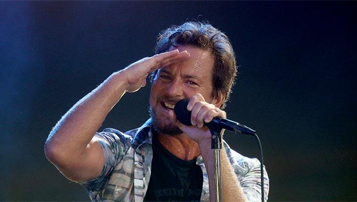 Eddie Vedder Imagine