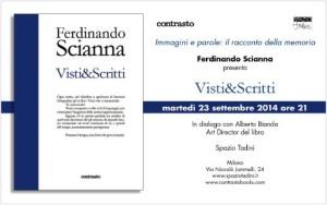 Ferdinando Scianna Visti&Scritti